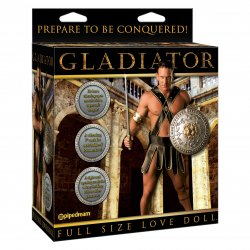Gladiator Love Doll Sex Toy