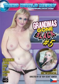 Grandmas Gone Black #5 Porn Video