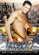 Muscle Car Club 2 Boxcover