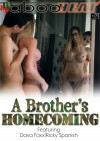 Dava Foxx in A Brother's Homecoming Boxcover