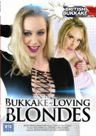 Bukkake-Loving Blondes Porn Video