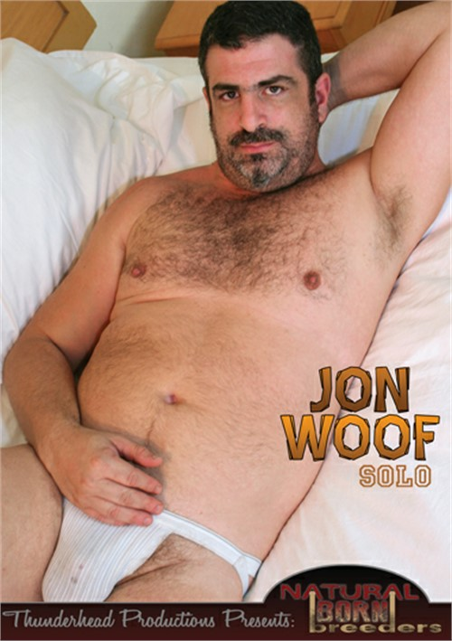 Jon Woof Solo Boxcover