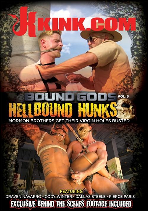 Bound Gods Vol. 6: Hellbound Hunks Boxcover