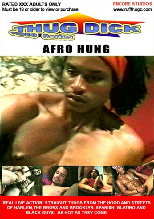 Afro Hung Boxcover