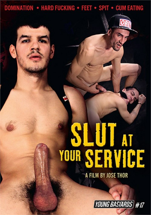 Slut at Your Service Boxcover