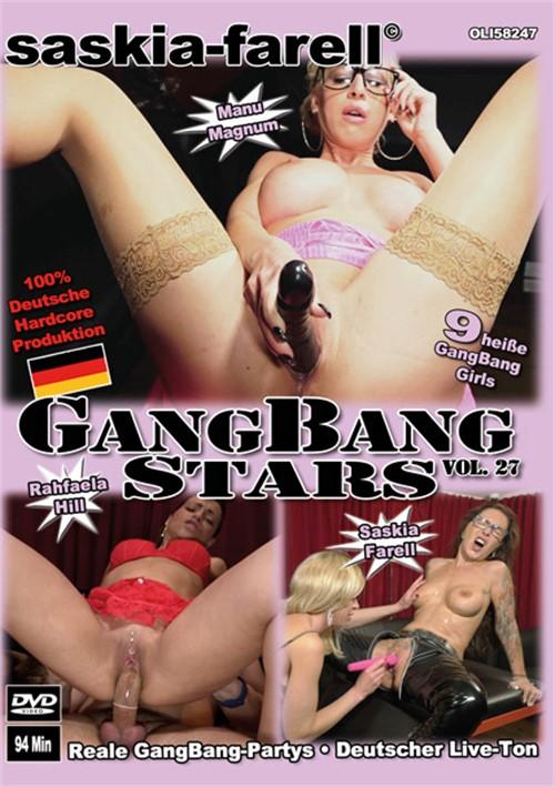 GangBang Stars Vol. 27