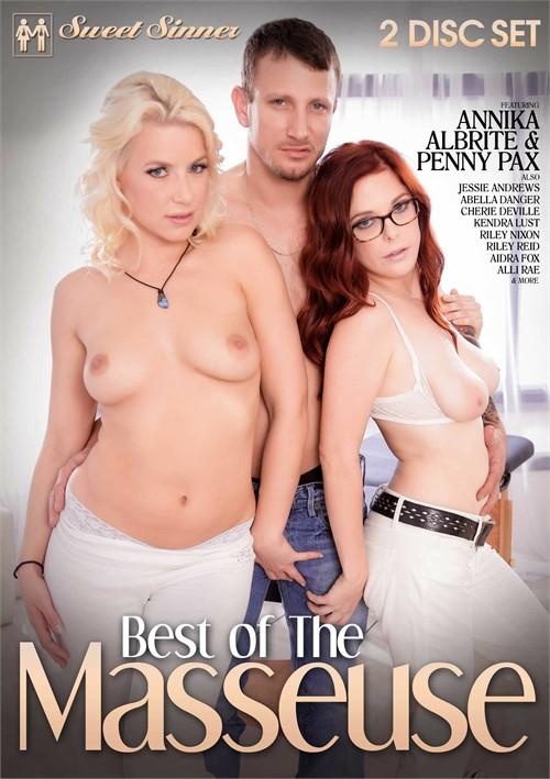 Best Of The Masseuse Jessie Andrews Aidra Fox Penny Pax