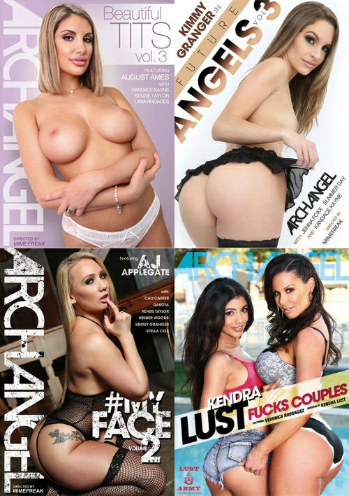 ArchAngel 4-Pack #5 All Sex Boxed Sets 2019