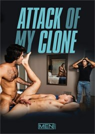 Attack Of My Clone gay porn DVD from MEN.com