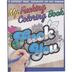 My Fucking Coloring Book - Volume 1 Sex Toy