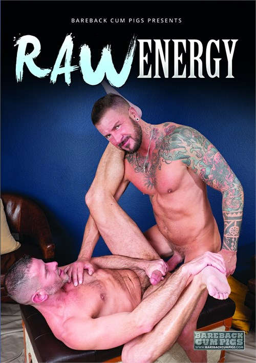 Raw Energy Boxcover