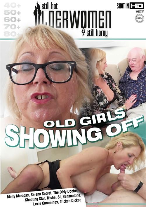 Older Girls Showing Off