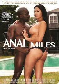 Anal MILFs porn video from MariskaX Productions.