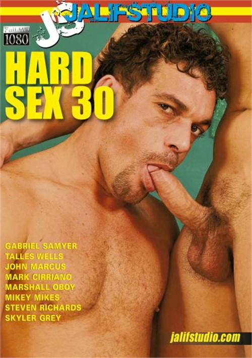 Hard Sex 30 Boxcover