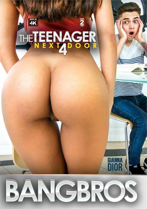 The Teenager Next Door Vol. 4