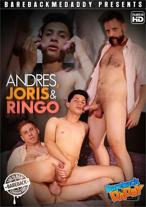 Andres, Joris & Ringo Boxcover