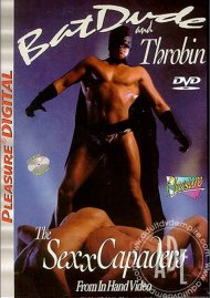 Bat Dude and Throbin Gay Porn Movie