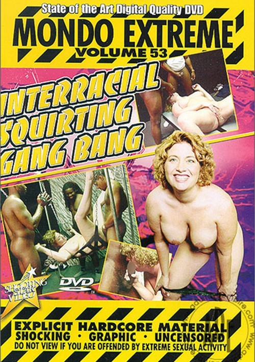 Squirting porno DVD