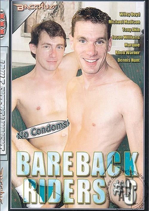 Bareback Riders #3 Boxcover
