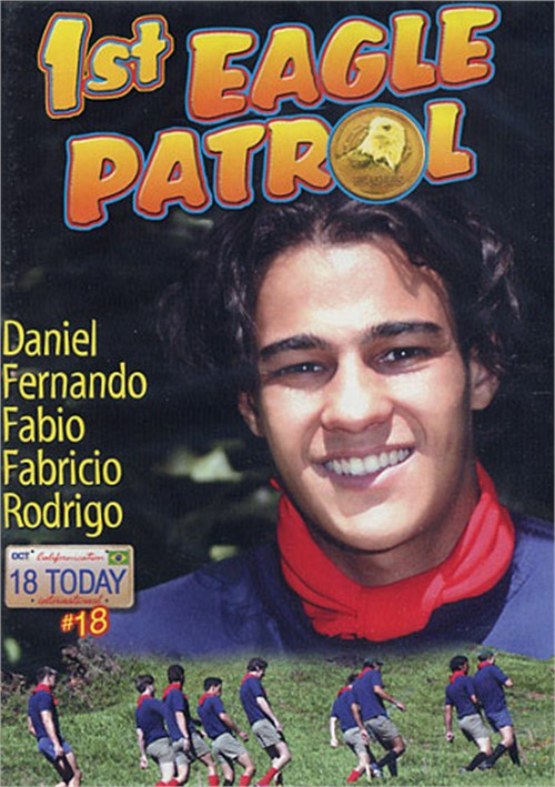 18 Today International #18: 1st Eagle Patrol Boxcover