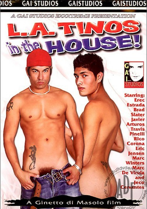Latinos in the House! Boxcover