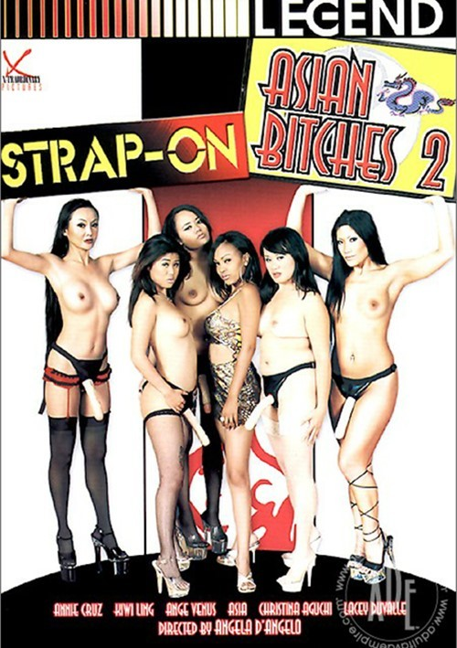 Strap-On Asian Bitches 2