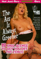 Ass Is Always Greener, The Porn Video