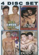 Older Men #3 (4 Pack) Gay Porn Movie
