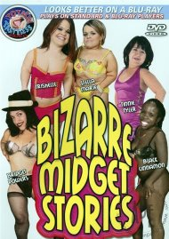 Bizarre Midget Stories image