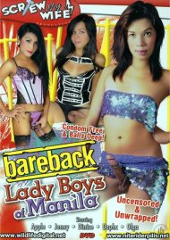 Bareback Lady Boys of Manila Porn Video