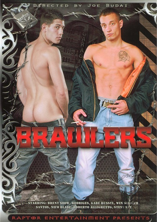 Brawlers Boxcover