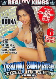 Tranny Surprise Vol. 16