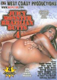 Juicy Monster Brazilian Butts 4 Porn Video