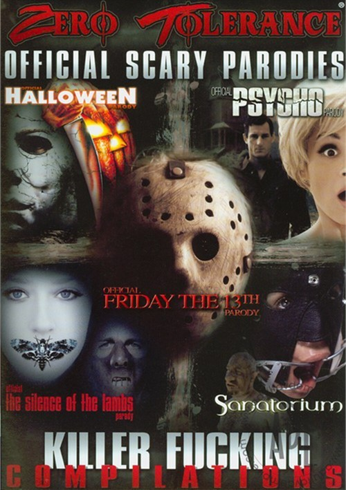 Official Scary Parodies Killer Fucking Compilations