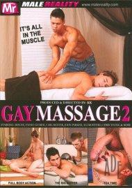Gay Massage 2 Porn Movie