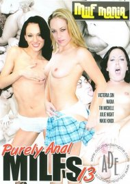 Purely Anal MILFs #13 Porn Video