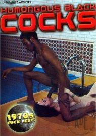 Humongous Black Cocks Porn Movie