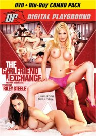 Girlfriend Exchange, The (DVD + Blu-ray Combo) image