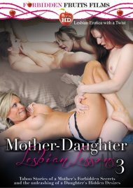 Mother-Daughter Lesbian Lessons 3 image