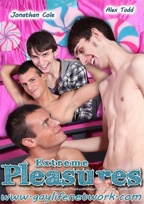 Extreme Pleasures Boxcover
