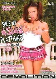 She's My Asian Plaything 4 Porn Video