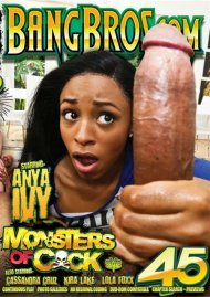 Monsters Of Cock Vol. 45