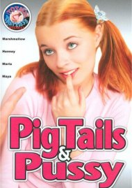 Pig Tails & Pussy image