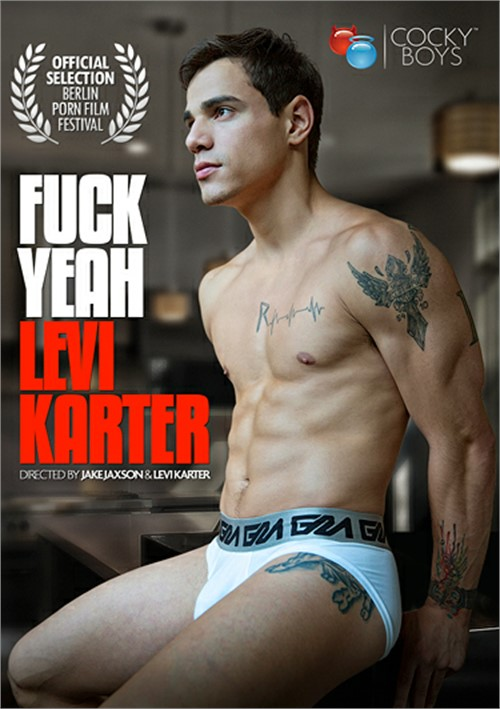Fuck Yeah Levi Karter Boxcover