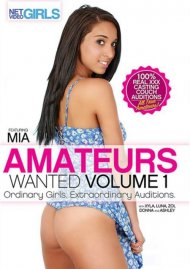 Amateurs Wanted Vol. 1 Porn Video