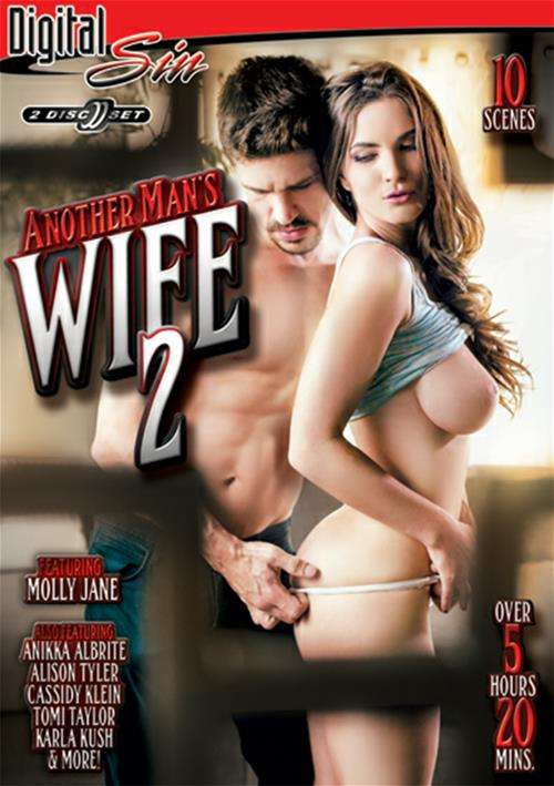 Another Mans Wife 2 2015  Adult Dvd Empire-7035