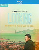 Looking: The Complete Series and the Movie Gay Cinema Movie