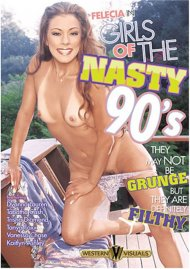 Girls of the Nasty 90's Porn Video