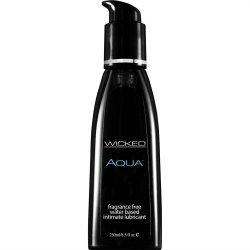 Wicked Aqua - Fragrance Free - 8.5 oz.  Sex Toy