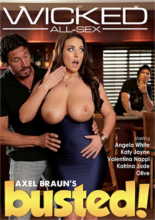 Axel Braun's Busted! Boxcover